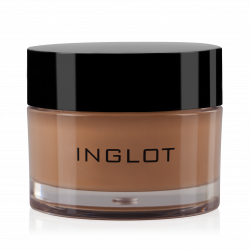 Jennifer Lopez Inglot FREEDOM SYSTEM EYE SHADOW MATTE J325 PITCH BLACK