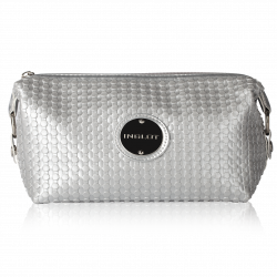 Cosmetic Bag Silver