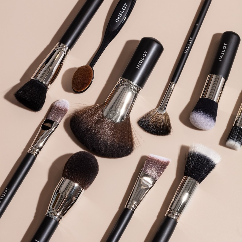 Foundation brushes. Let them help you out!