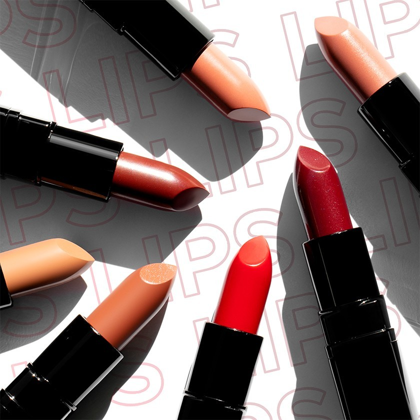 FOCUS ON LIPS - check out the trending colours for fall 2020