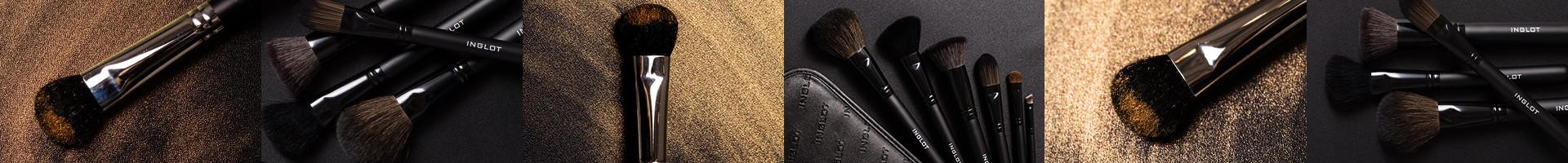 Pigments Brushes